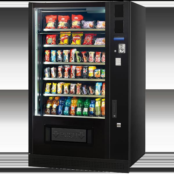 Easy Vending Warenautomat Model S10 Outdoor